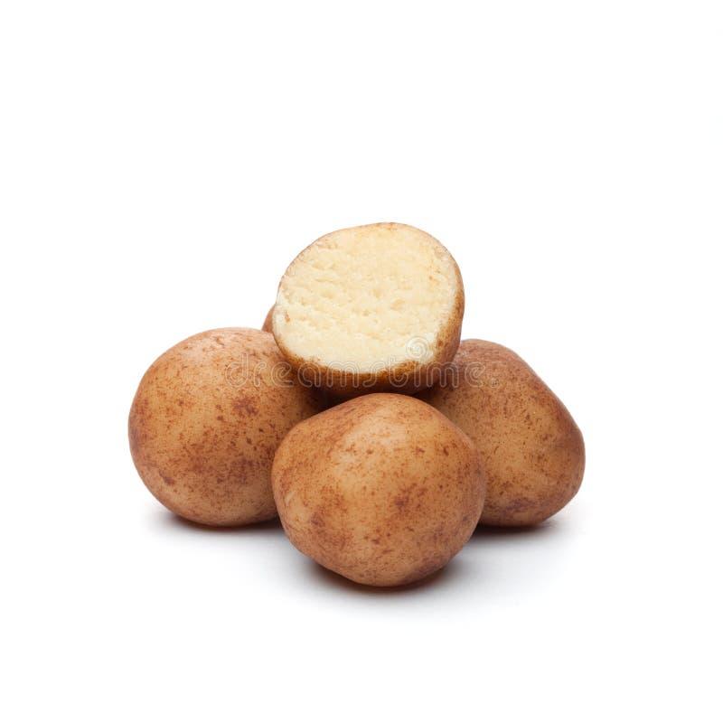 Frische Marzipankartoffeln lizenzfreie stockfotos