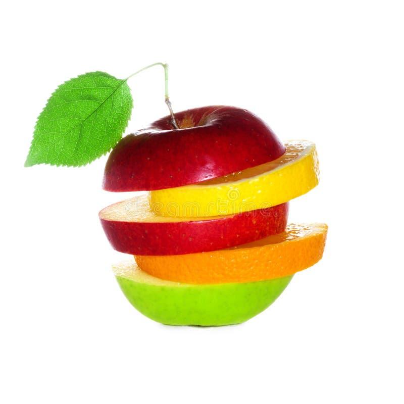 Frische Mischfrucht stockfotos