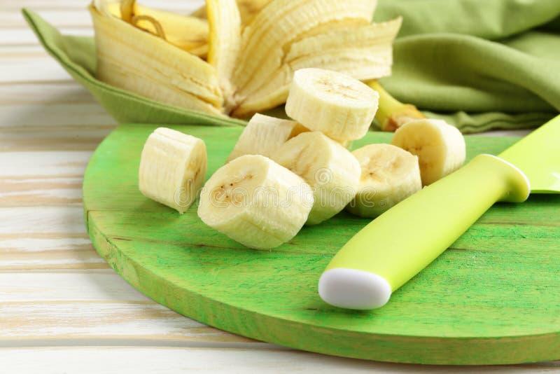 Frische reife Banane stockbild