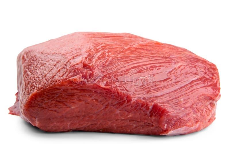 Frische Rindfleischplatte lizenzfreies stockfoto