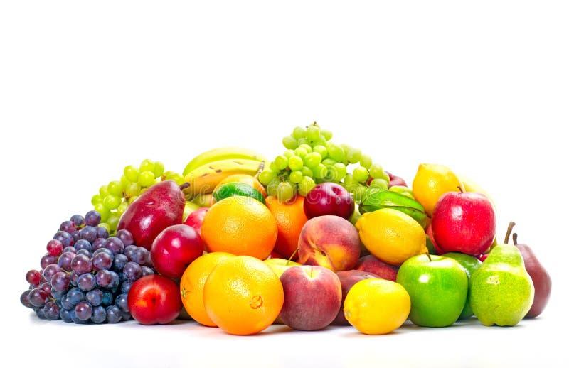 Frische tropische Früchte. stockfotografie