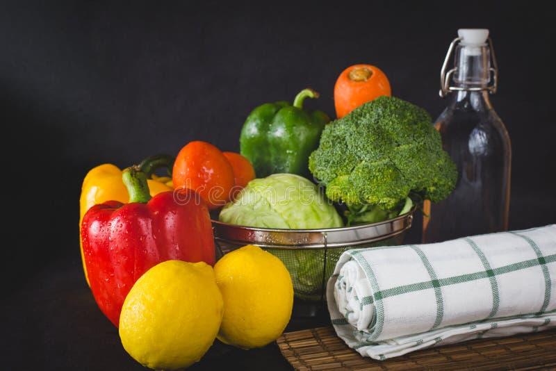frische vegetable stockfotografie