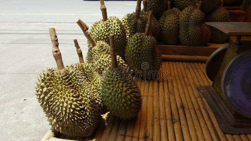 Frischer Durian stockfotografie