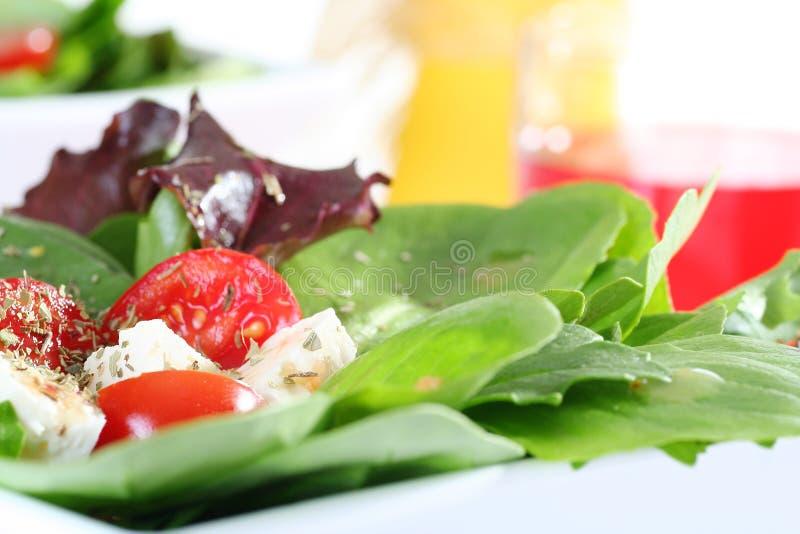 Frischer Gartensalat lizenzfreie stockfotos