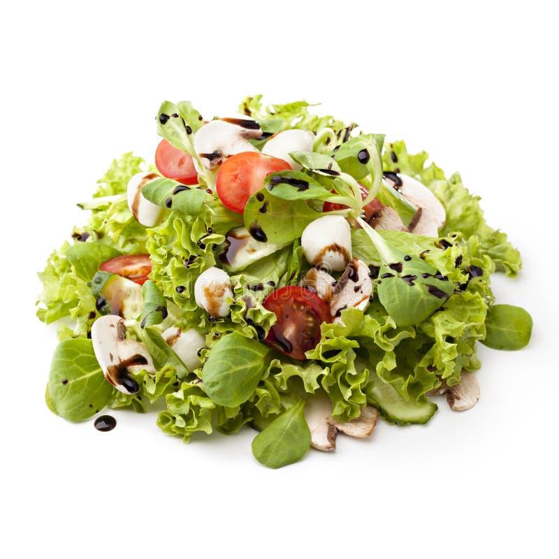 Frischer grüner Salat stockfoto