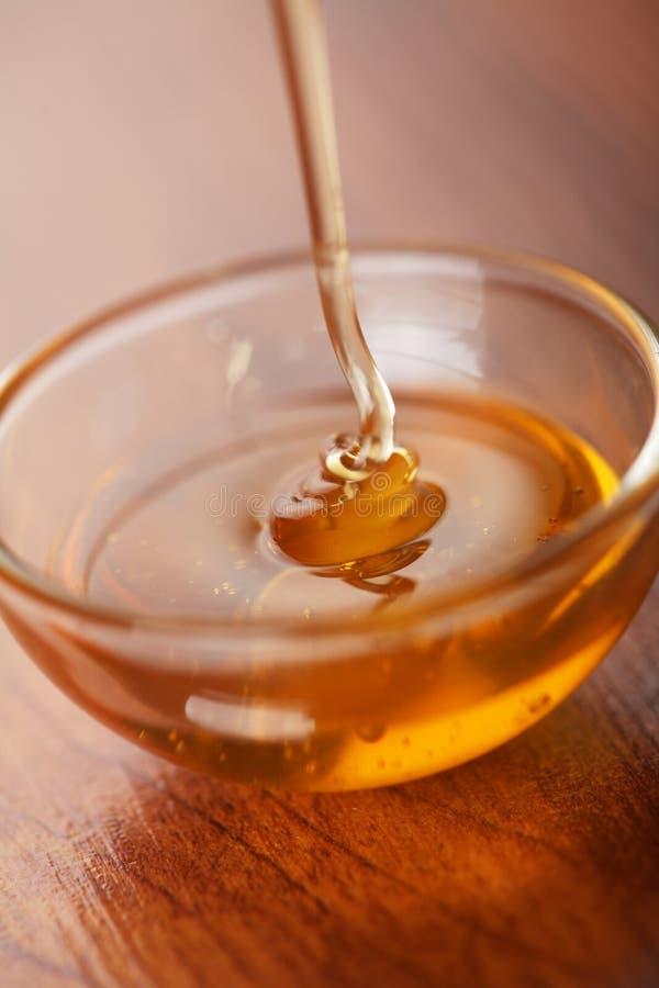 Frischer Honig stockfoto