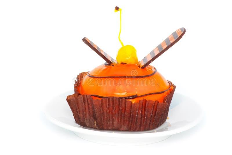 Frischer Kuchen stockbild