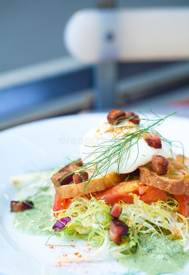Frischer Lyon-Salat lizenzfreie stockbilder
