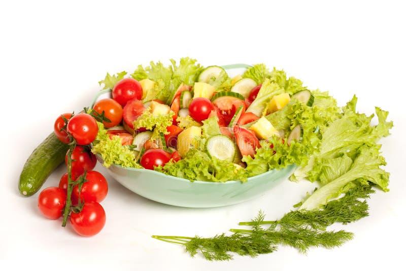 Frischer Salat stockfotos