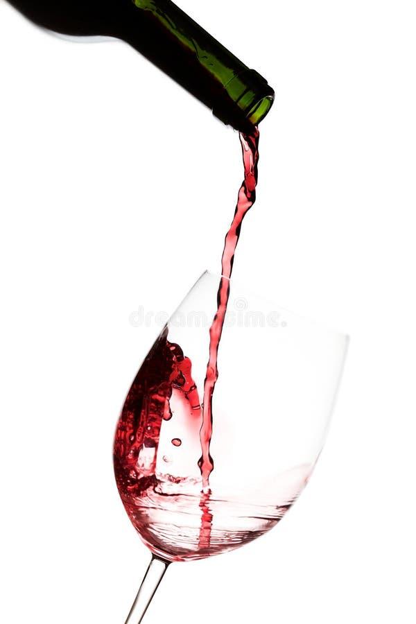 Frischer Wein lizenzfreie stockfotos