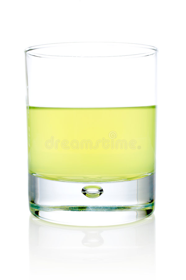 Frischer Zitronensaft lizenzfreie stockfotos