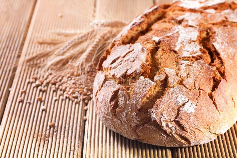 Frisches Brot stockfoto