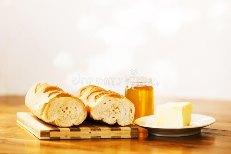 Frisches Frühstück lizenzfreie stockbilder