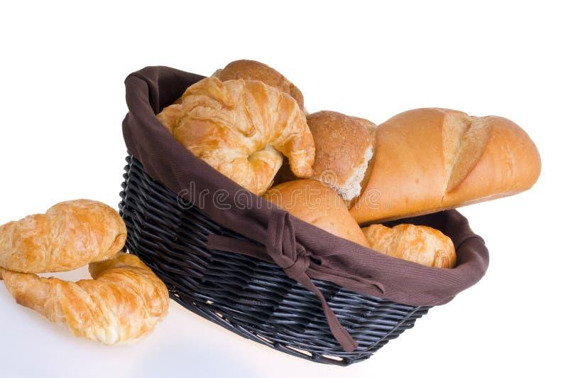 Frisches gebackenes Brot stockfoto