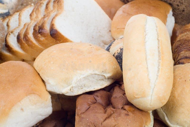 Frisches gebackenes Brot lizenzfreie stockbilder