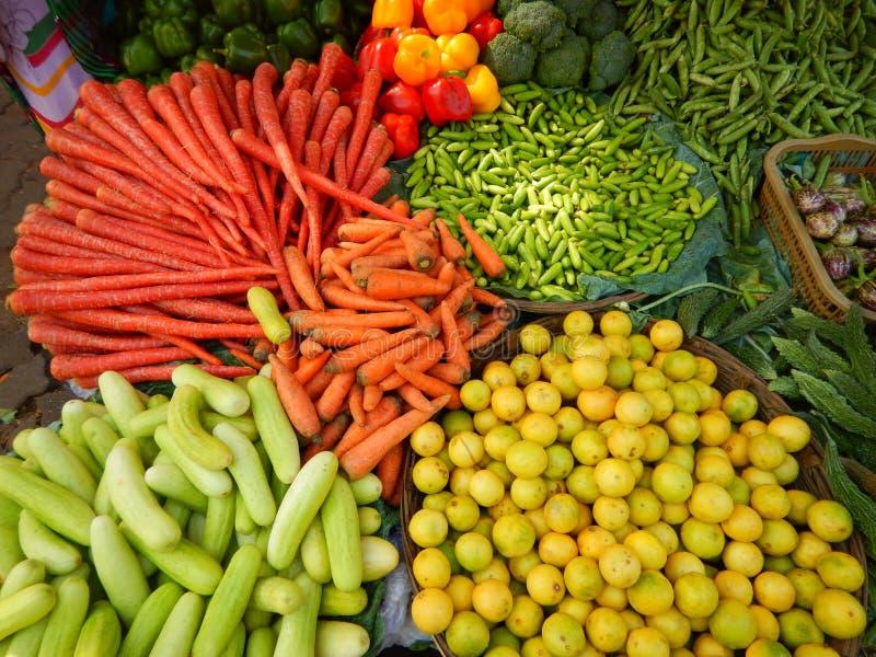 Frisches Gemüse-II des Bauernhofes stockfoto