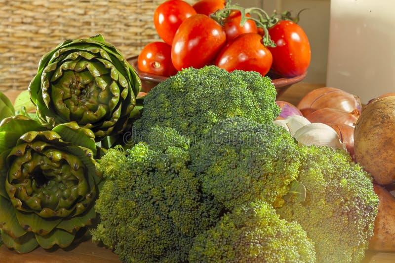 Frisches rohes Gemüse Nahaufnahme stockbilder
