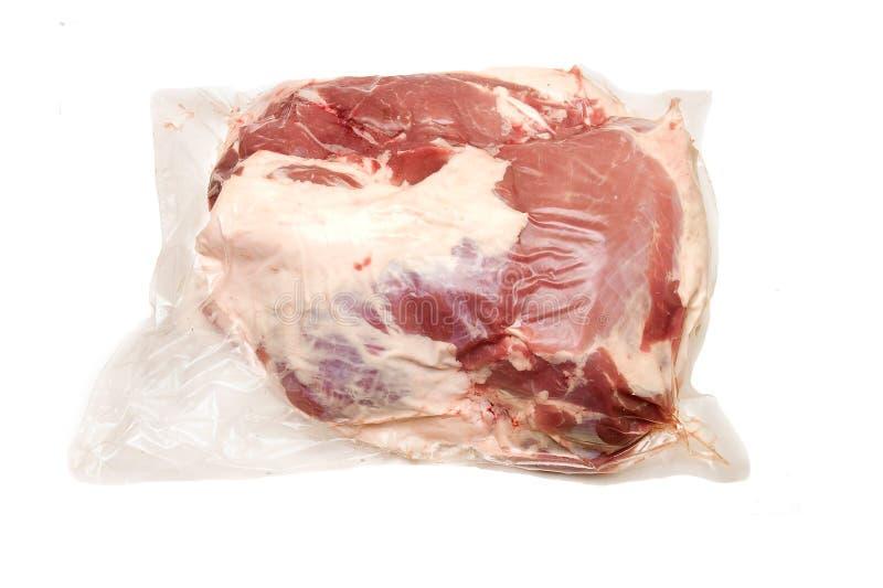 Frisches Schweinefleisch der Hüfte lizenzfreies stockfoto