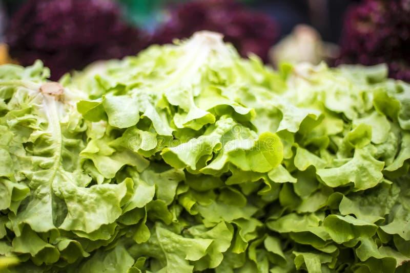 Frischgemüse auf dem Markt lizenzfreies stockfoto