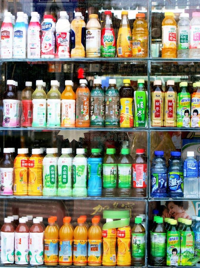 Frisdranken stock afbeeldingen