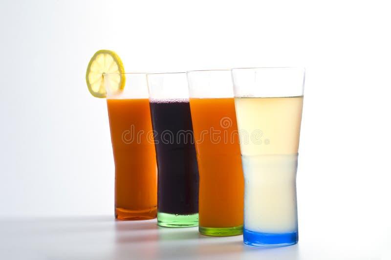 Frisdranken stock fotografie