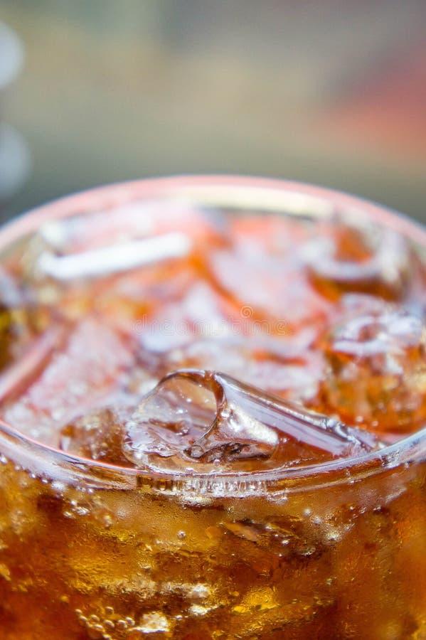Frisdranken, Zoete, thirst-quenching populaire dranken royalty-vrije stock foto's