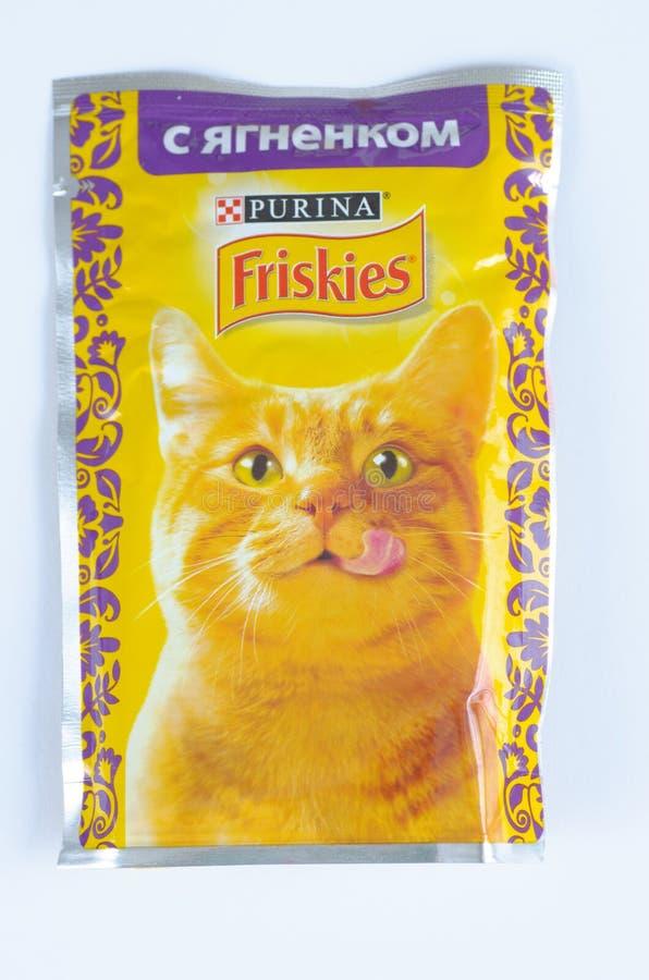 Friskies photo stock
