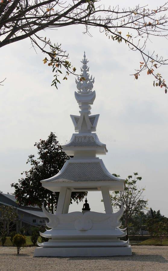 Fristad av Buddha i ThailandSanctuary av Buddha i Thailand arkivbild