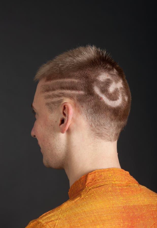 Frisur lizenzfreies stockbild