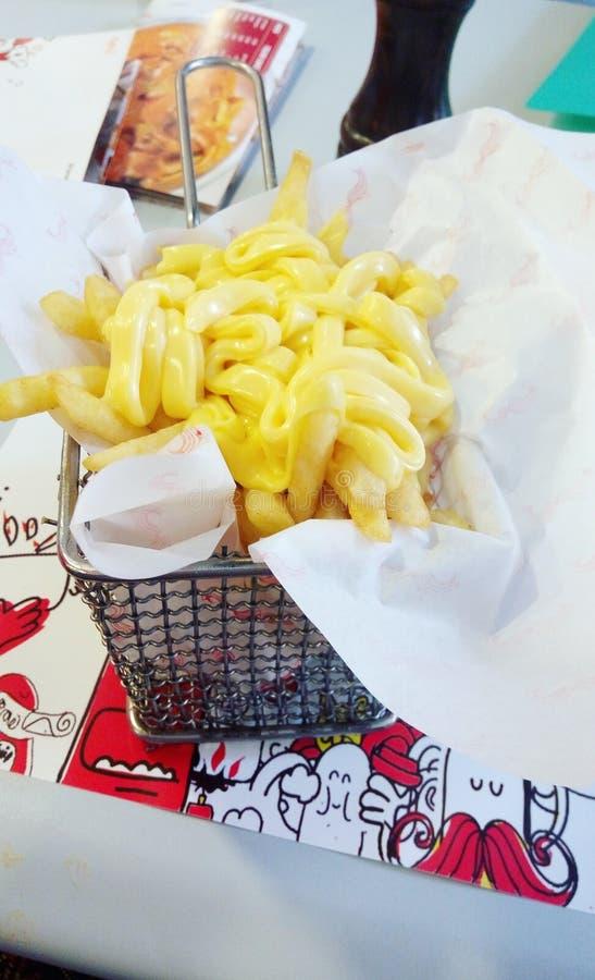 Fritadas com queijo imagens de stock royalty free