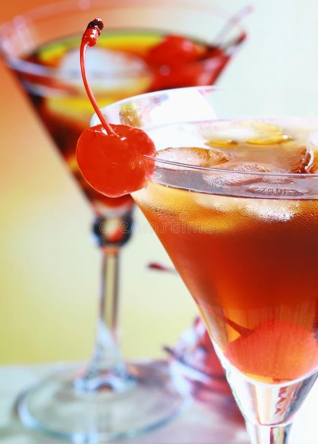 fritids- sommar för drink royaltyfria bilder