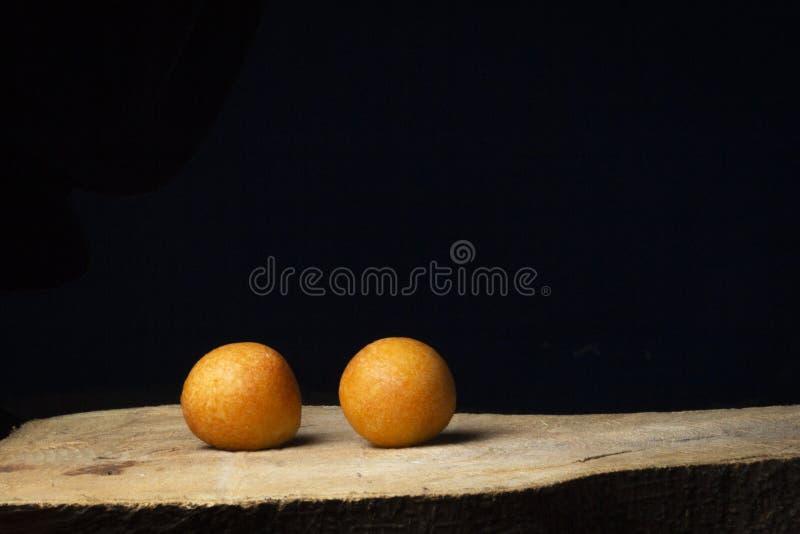Fritos deliciosos do alimento tradicional foto de stock