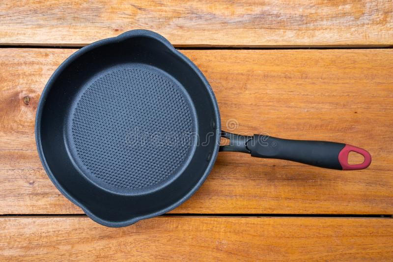Fritten en flipper voor het koken stock afbeeldingen
