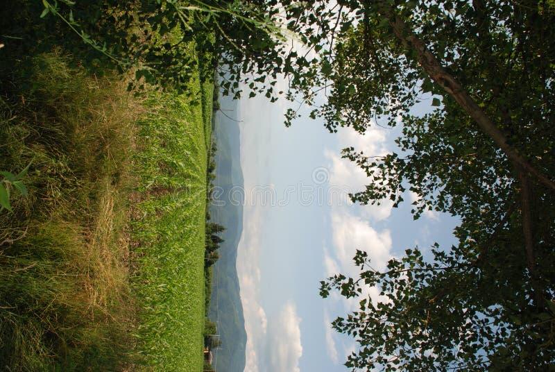 Friuli rural 2 foto de stock