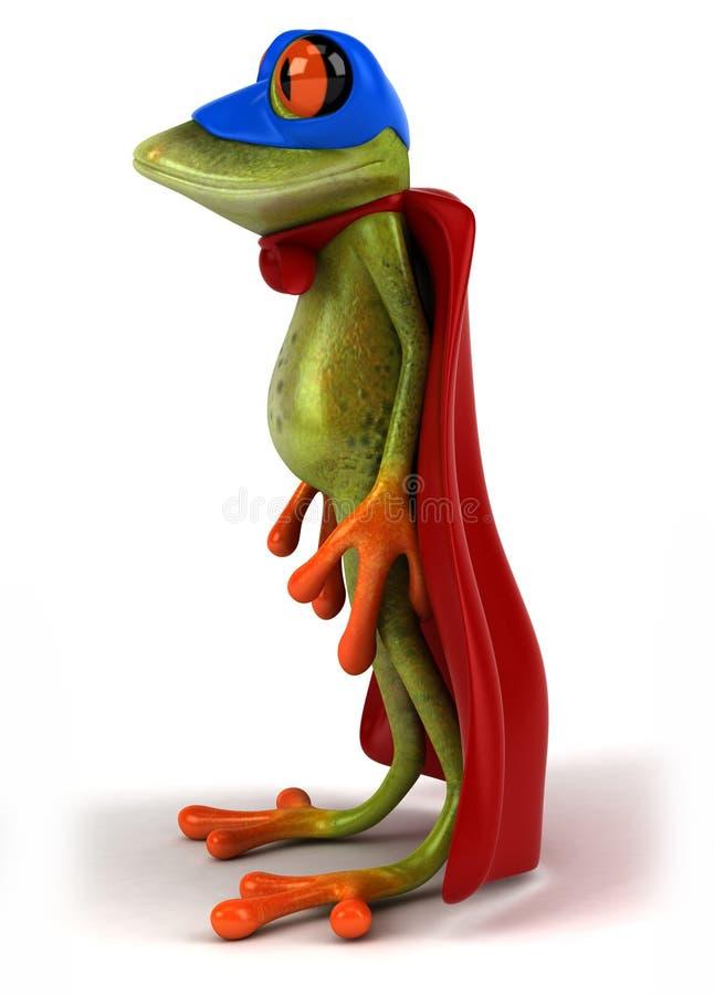 Download Frog stock illustration. Image of jump, tropical, wildlife - 10659506