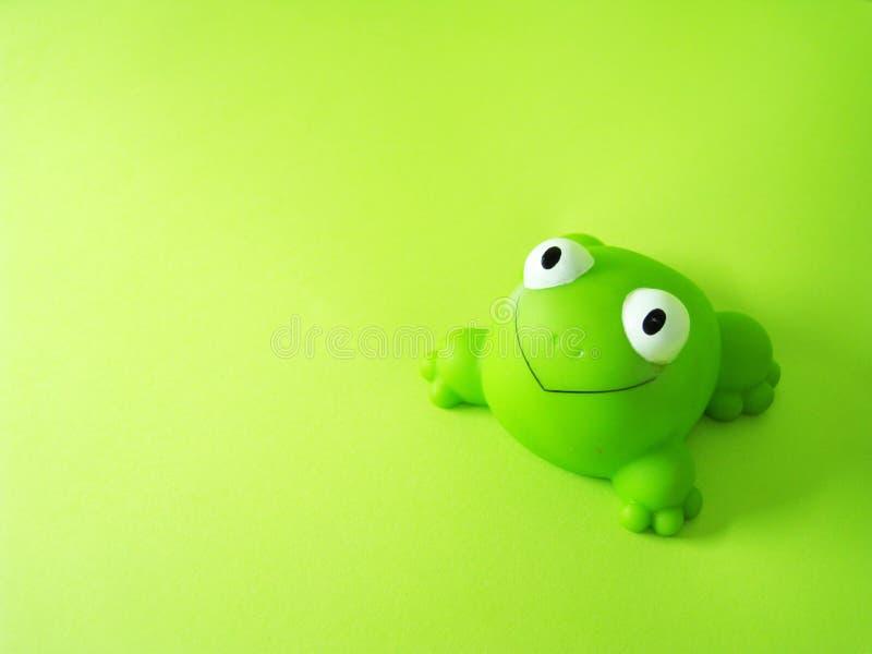 Download Frog stock image. Image of greenish, rubber, bath, cartoonist - 4752937