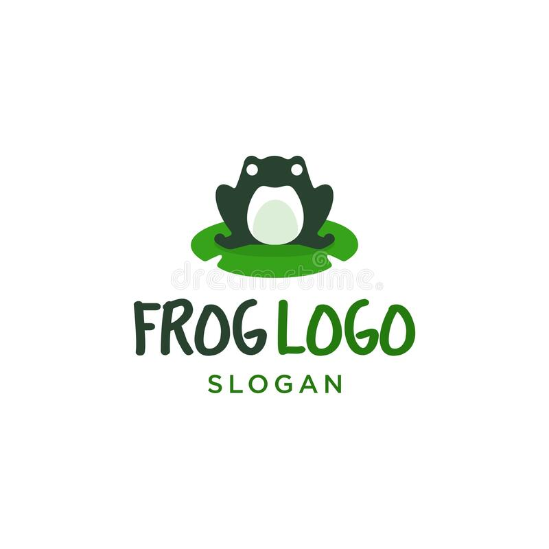 Free Frog And Green Leaf Natural Nature Logo Icon Vector Design Stock Photo - 179290840