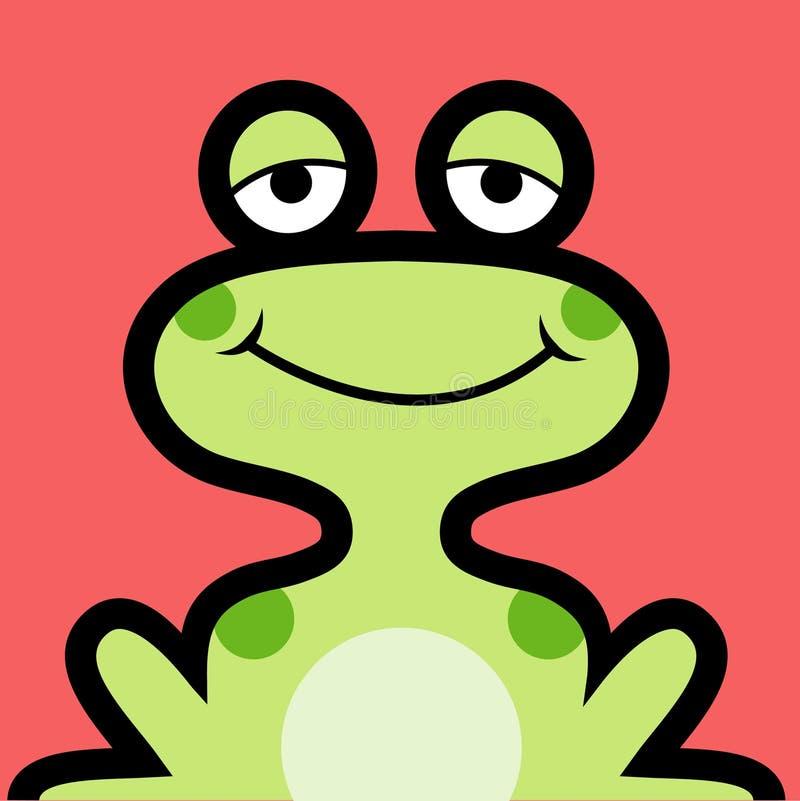 Frog Avatar Royalty Free Stock Photos