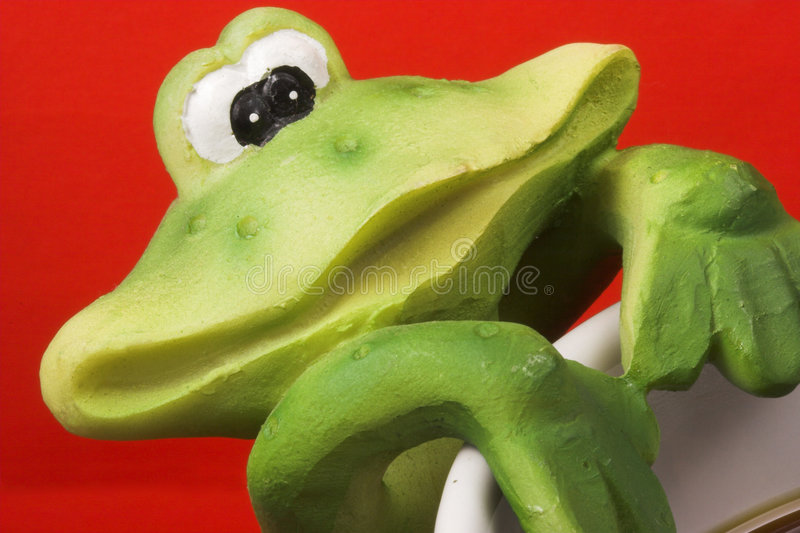 Download Frog smile stock photo. Image of fairytale, gourmet, hang - 921592