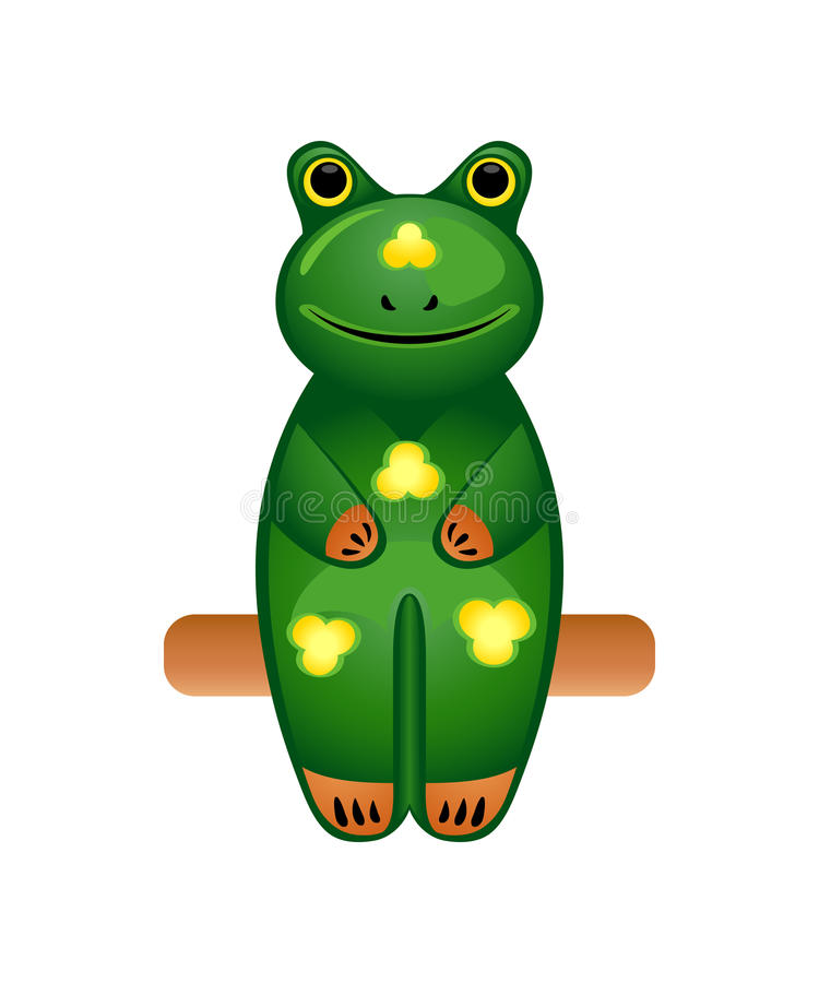 Download Frog Toy Stock Photo - Image: 22858420