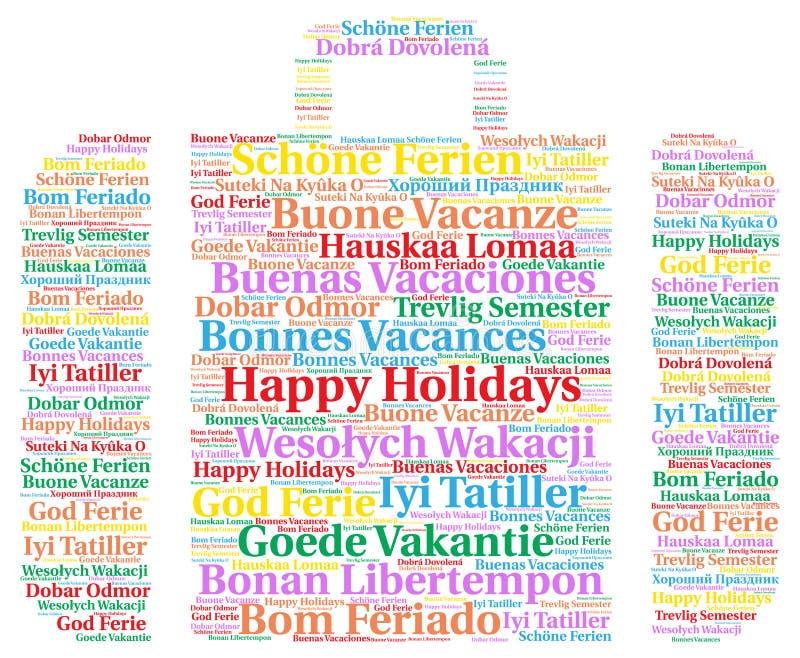 Frohe Feiertage Englisch