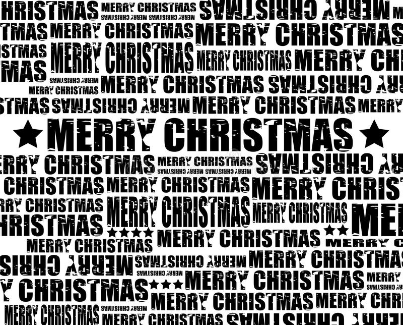 Frohe Weihnachten vektor abbildung