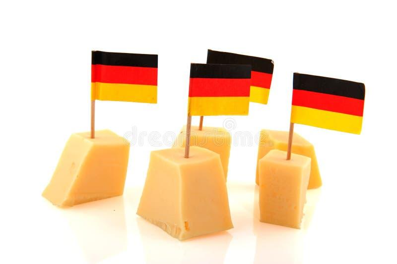 Fromage allemand photos libres de droits