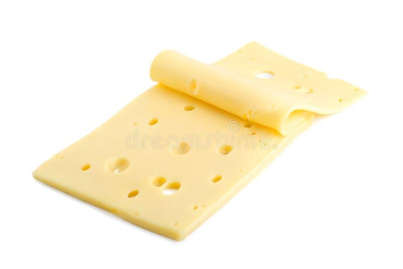 fromage coupé en tranches photographie stock