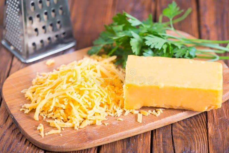 Fromage de cheddar photos stock
