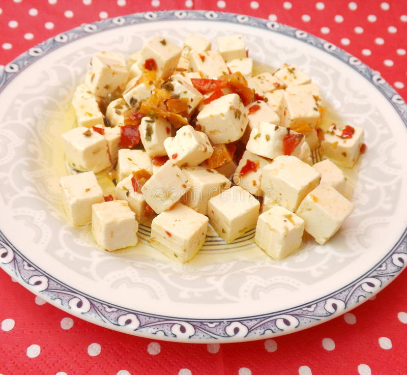 Download Fromage frais photo stock. Image du secouez, feta, pétrole - 45362906