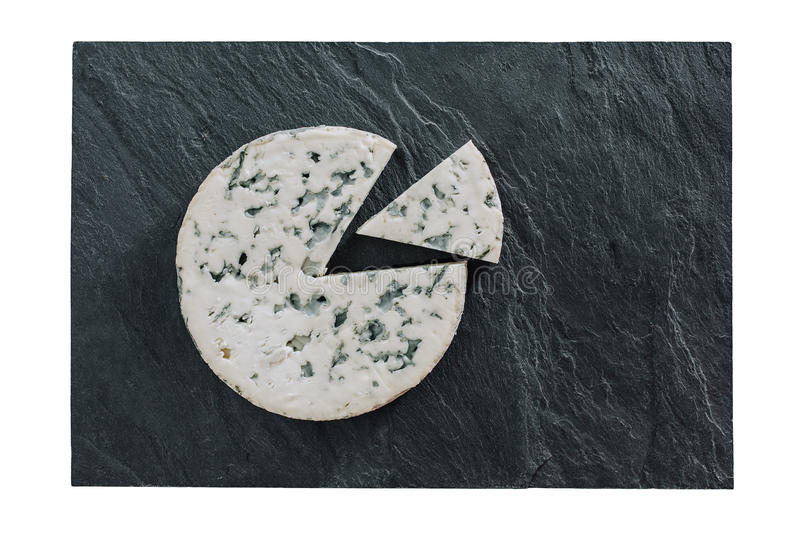 Fromage rond image stock