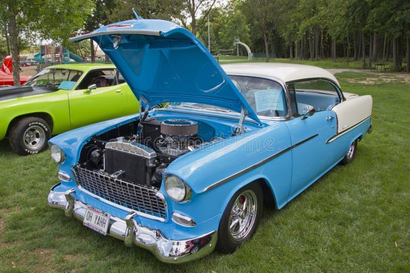 Front of 1955 Chevrolet Bel Air