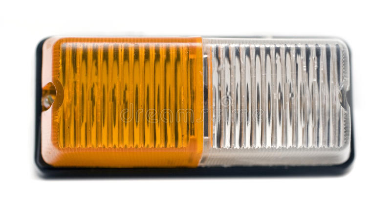 Front blinker royalty free stock photography