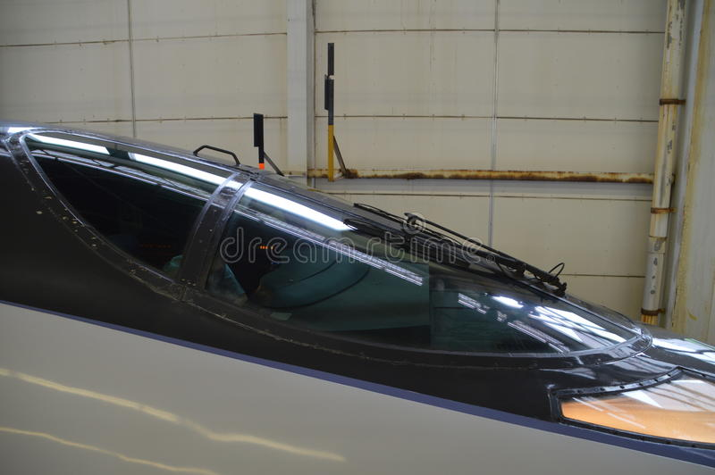 Front From The Bullet Train Japan royalty-vrije stock foto